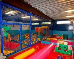 Play Beach - Binnen- en buitenspeeltuin