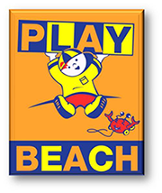 Play Beach  - In- en outdoorspeelparadijs